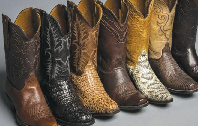 Black Jack Cowboy Boots