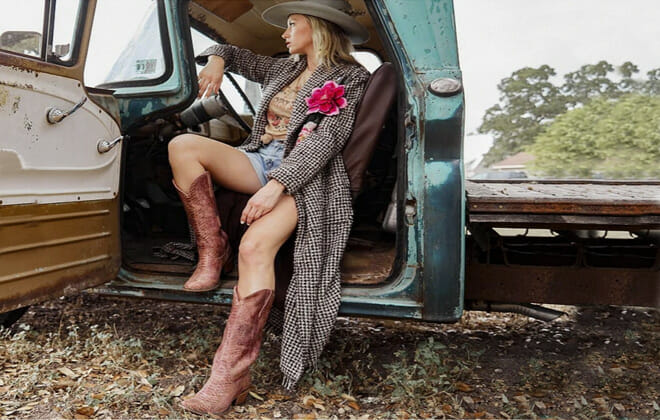 Lane Cowgirl Boots