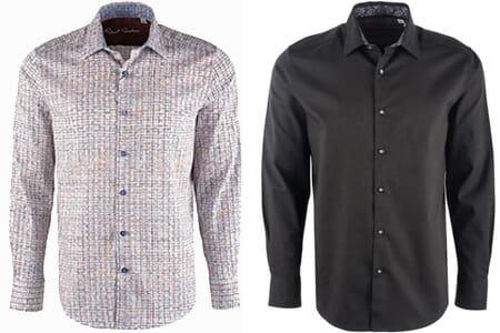 MULTI-ROBERT-GRAHAM- Long Sleeve Shirt