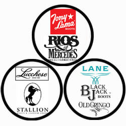 Men's and Women's Different Cowboy Boot Brands