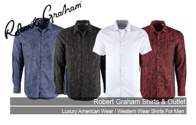 Robert Graham Shirts and Outlet Sale