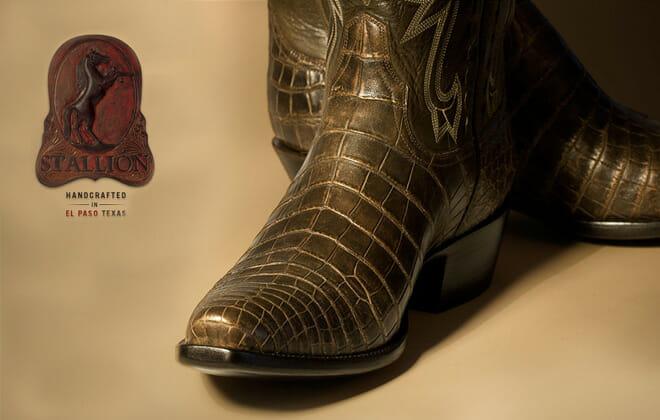 Stallion Cowboy Boots