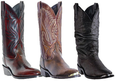 Cheap Cowboy Boot Styles