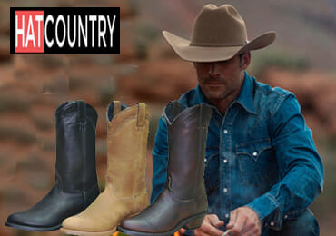 Cheap and Discount Cowboy Boots from Hat Country Western Wear