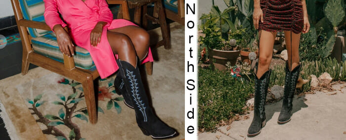 City Boots - The North Side Cowgirl Boot