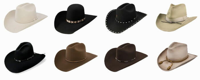 Some Awesome Cheap Felt Wool Hats from Hat Country!