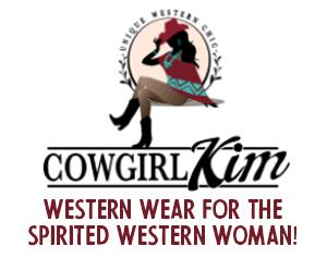 Cowgirl Kim Chic Western Wear For Women