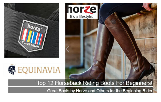 Top 12 Horseback Riding Boots Featured